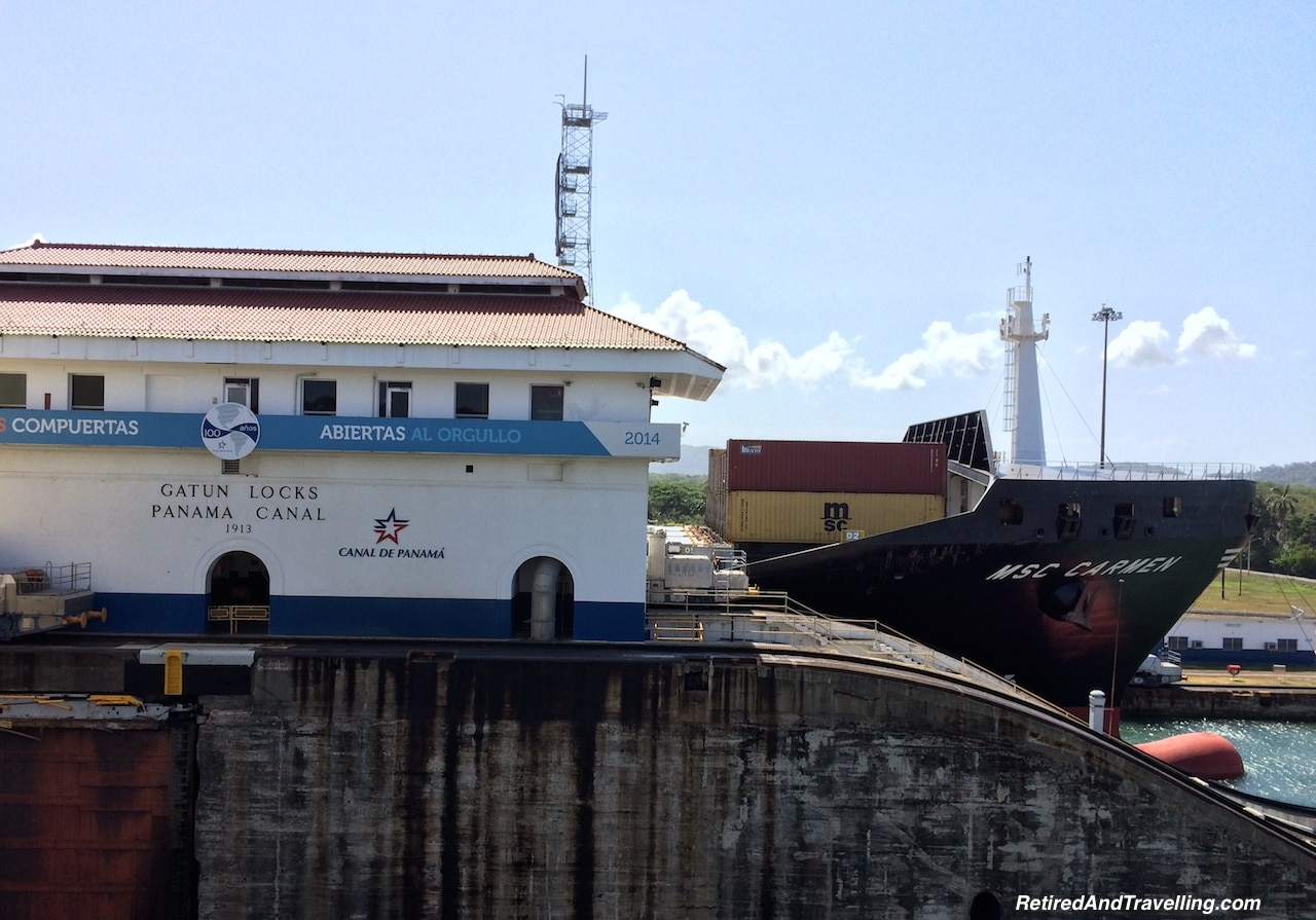 Panama Canal Lock - Do A Trans-Atlantic Cruise.jpg