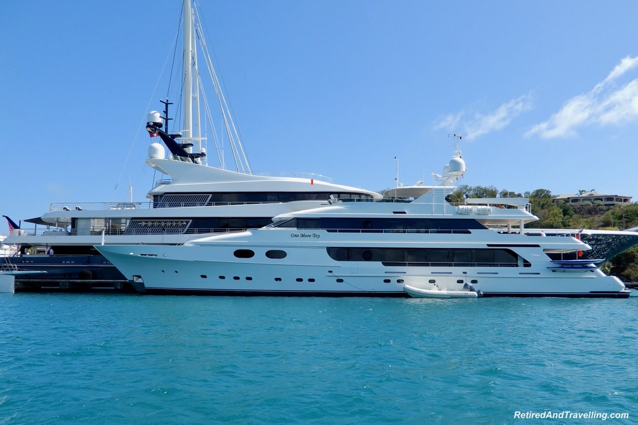 English Harbour Antigua Super Yachts - Cruising With Windstar In The Caribbean.jpg