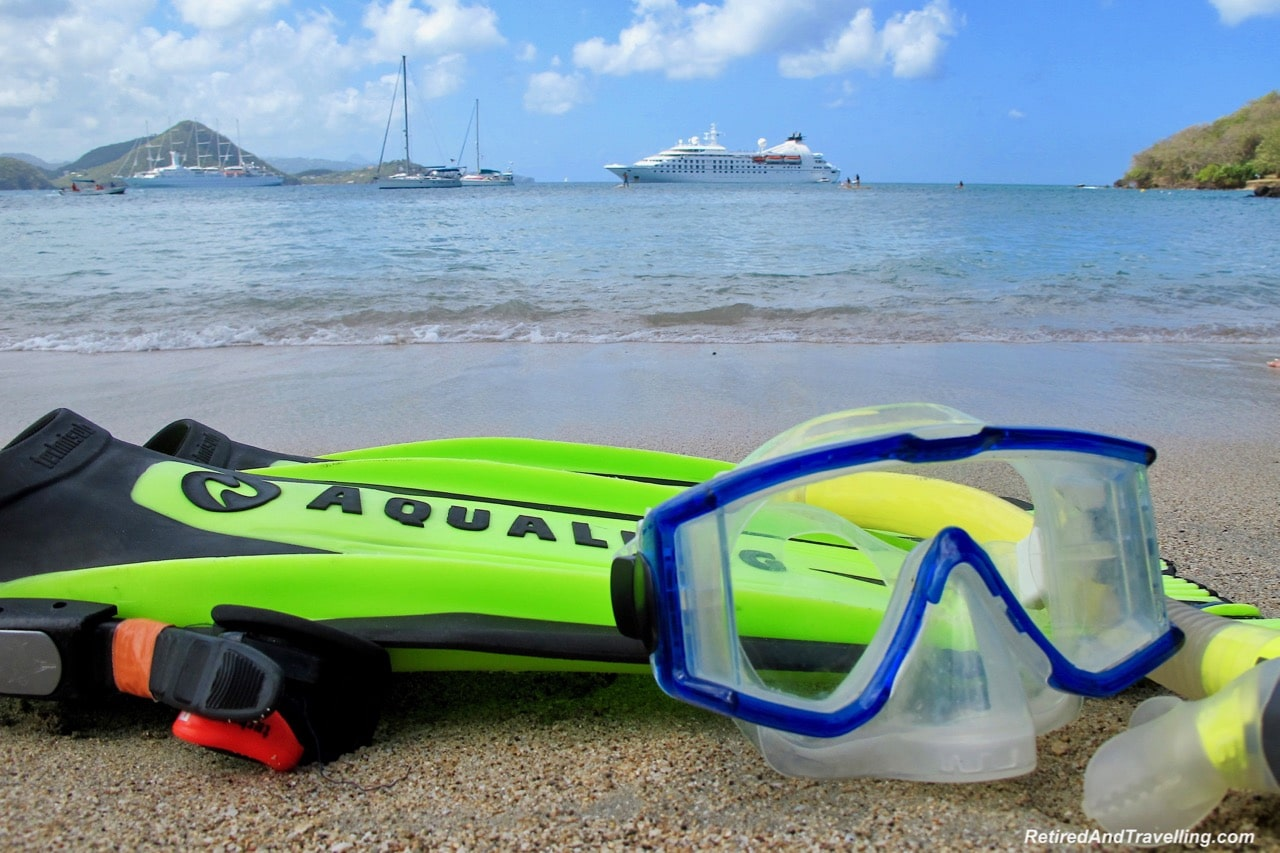 St Lucia Snorkel Pigeon Island National Park - Cruising With Windstar In The Caribbean.jpg