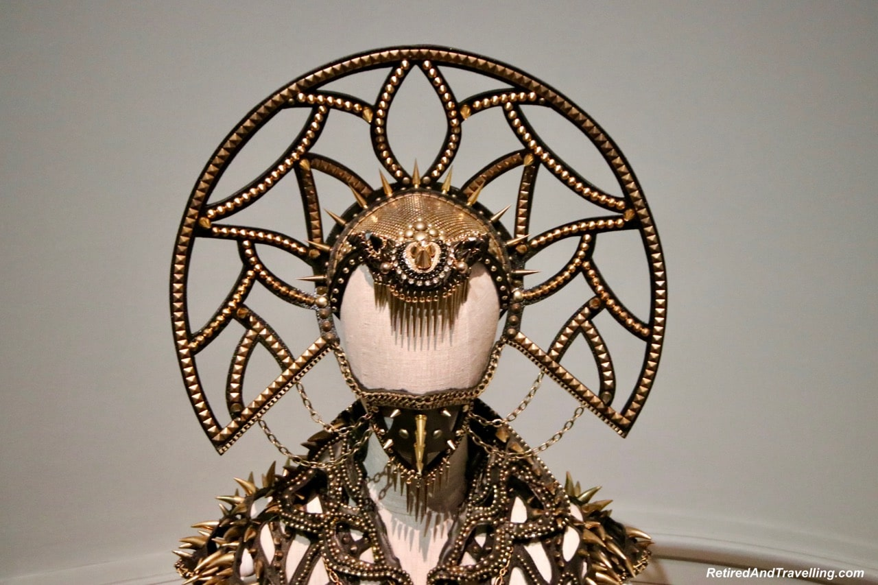 Nagana Brass Crown Costumes - Experience Burning Man In Washington Renwick Gallery.jpg