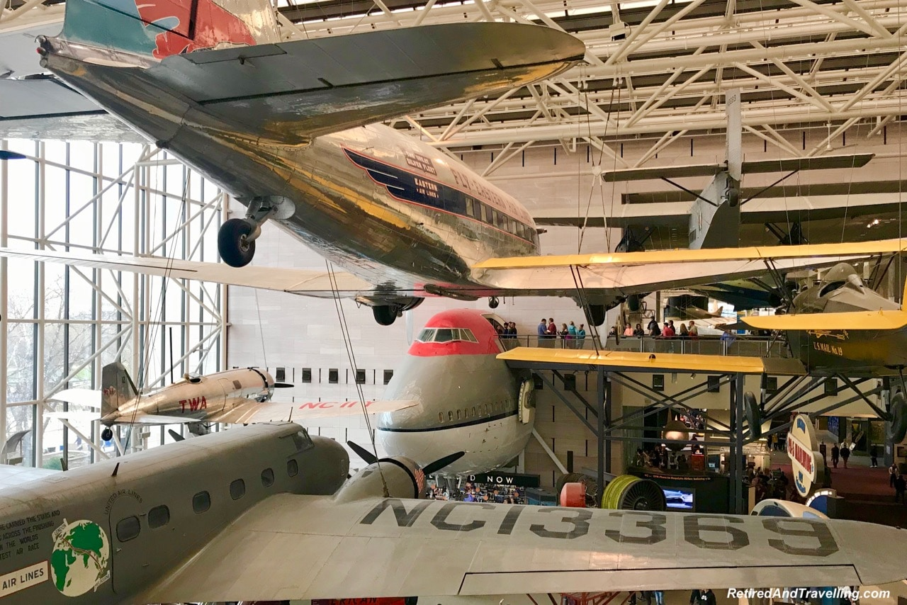 Smithsonian Air and Space Museum - Things To Do In Washington DC.jpg