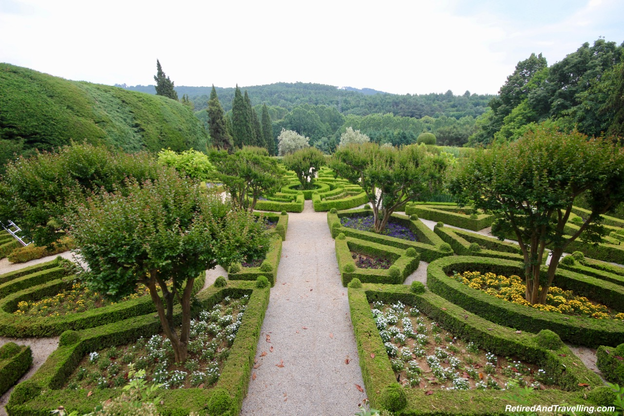 Casa Mateus Gardens Duoro River Valley - Reasons To Visit Portugal.jpg