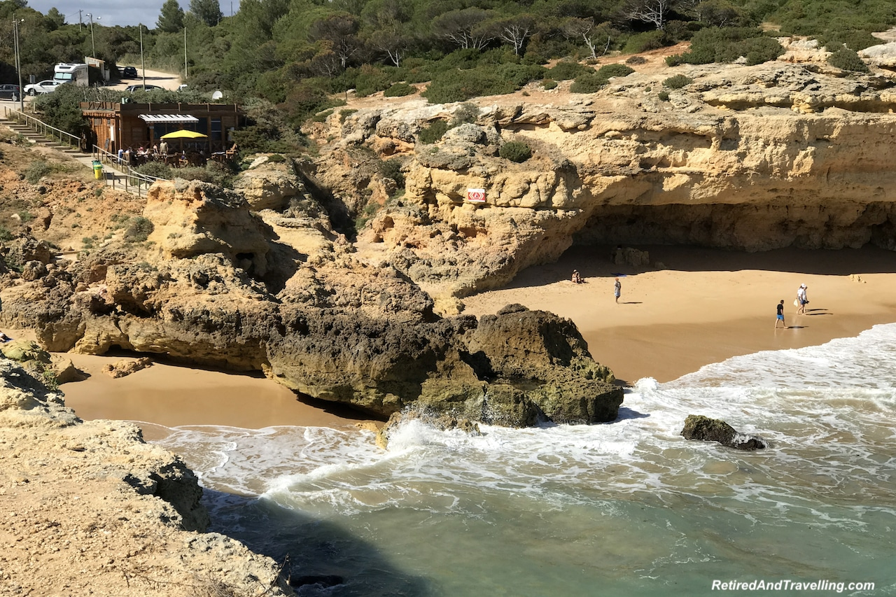 Coastal Beaches Arches Algarve - Reasons To Visit Portugal.jpg
