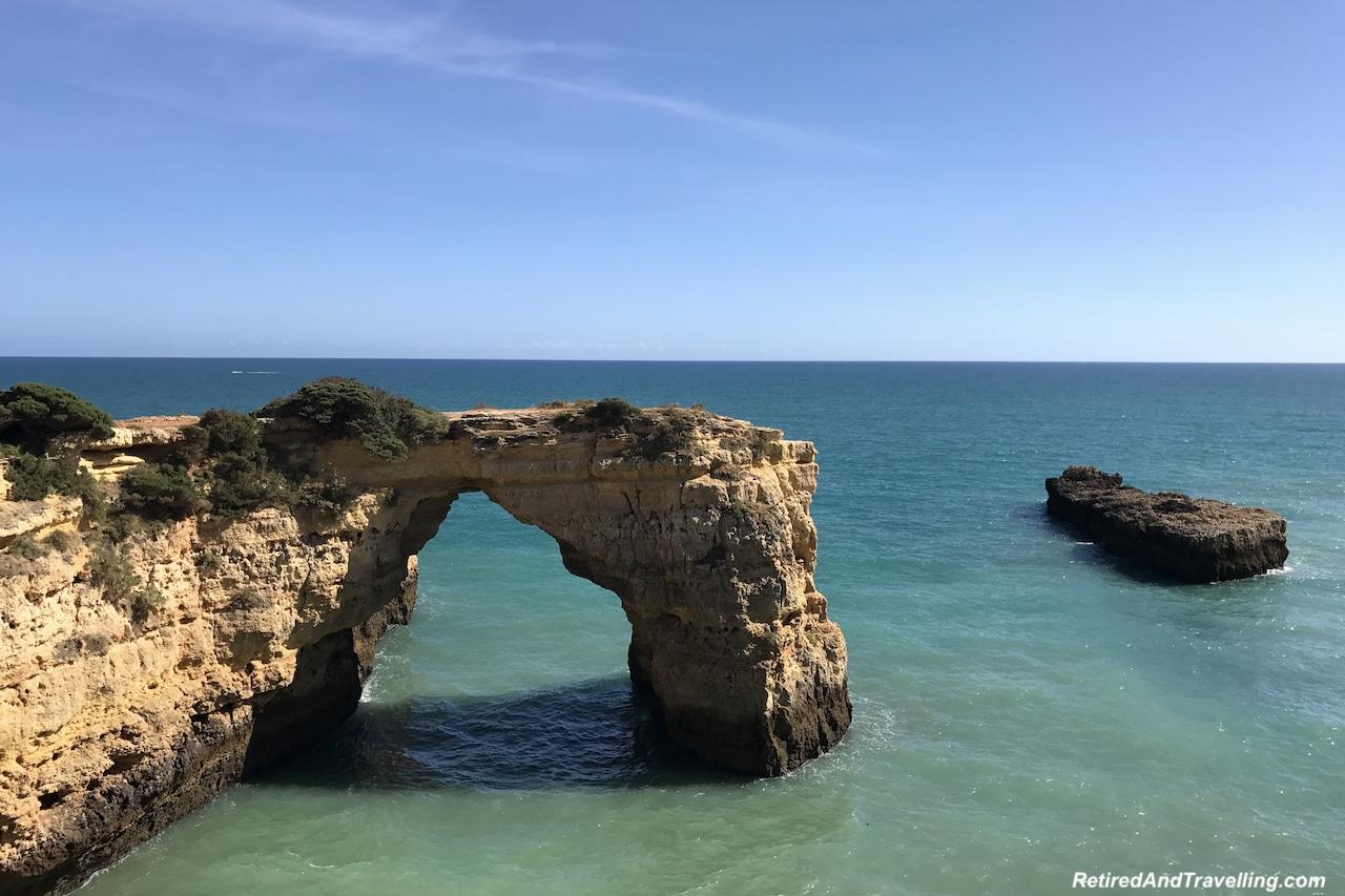 Coastal Rocks Arches Algarve - Reasons To Visit Portugal.jpg