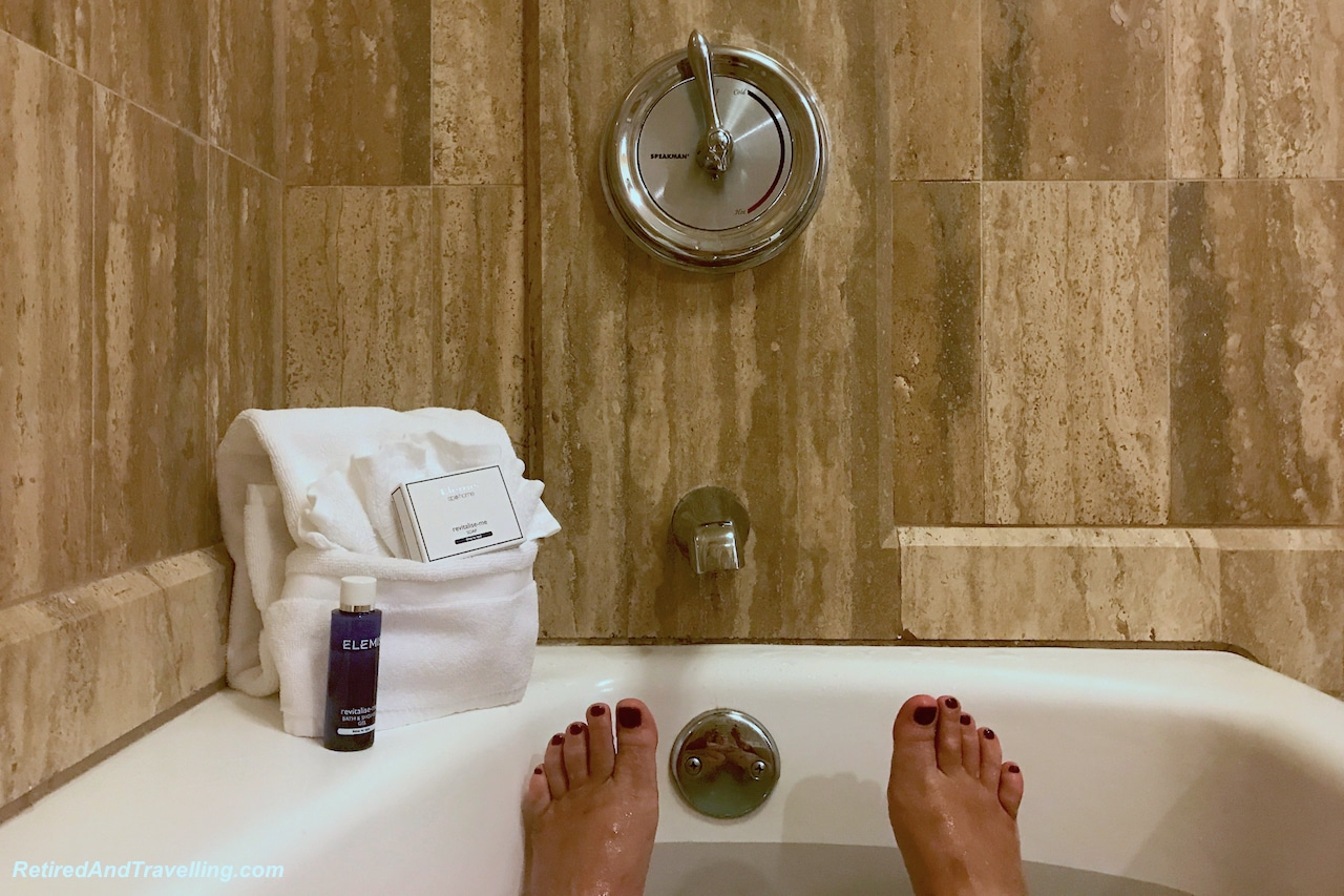 Epsom Salts For A Hot Bath - Never Pack To Go On Vacation.jpg