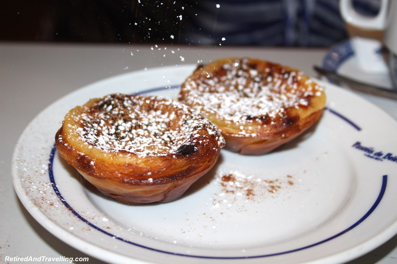 Pasteis de Belem Custard Nata Tarts Lisbon - Reasons To Visit Portugal.jpg