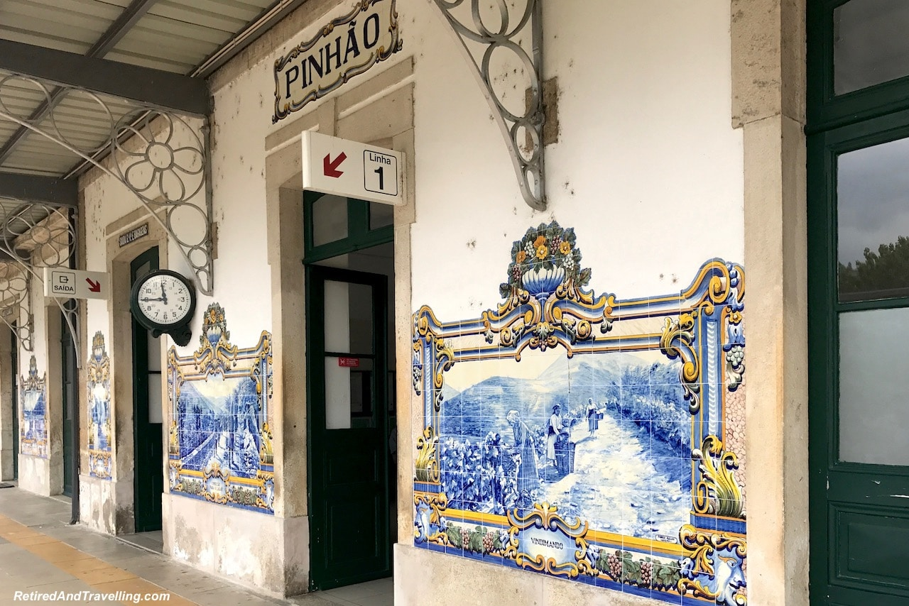 Train Station Blue Tile Art Pinhao - Reasons To Visit Portugal.jpg