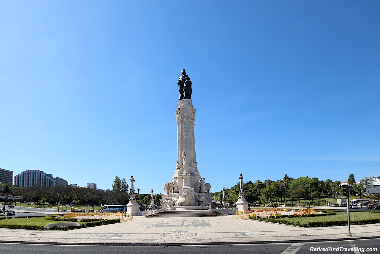 Pombal Statue Lisbon - Reasons To Visit Portugal.jpg