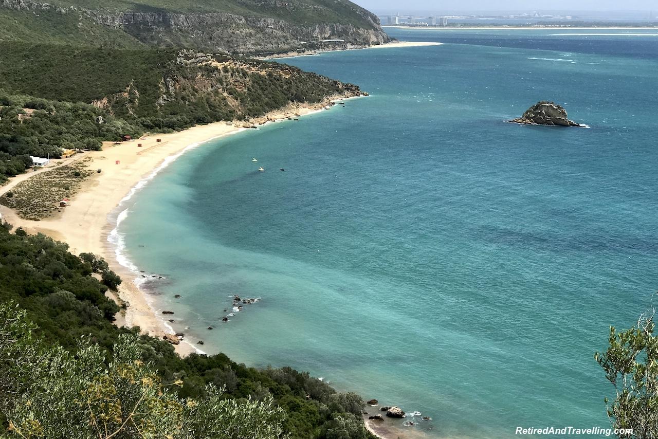 Praia de Galapinhos Beach Portugal - Reasons To Visit Portugal.jpg