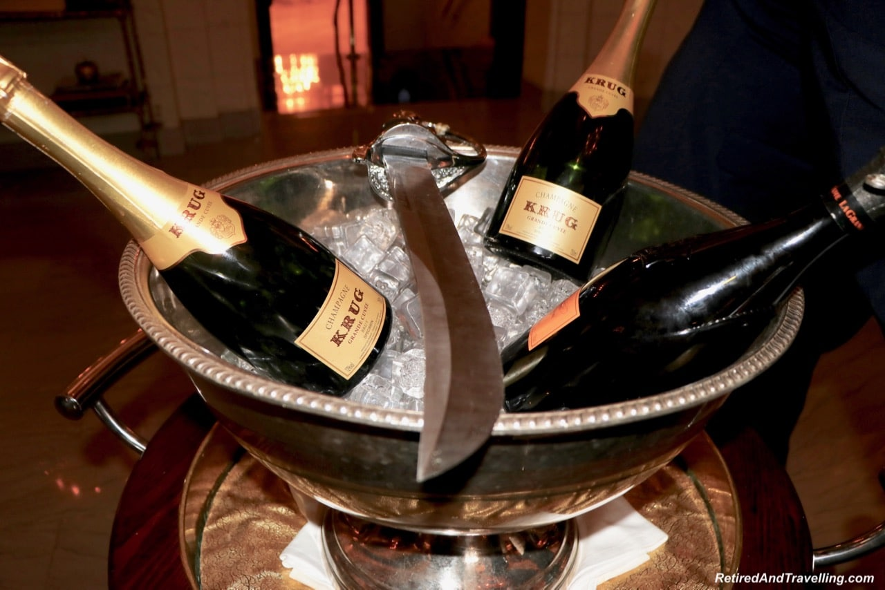 Champagne Sabrage Sabre and Champagne - Afternoon Tea and Champagne at St Regis Washington.jpg