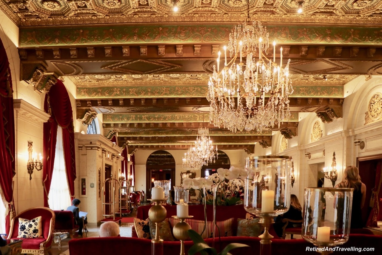 St Regis Lobby - Afternoon Tea and Champagne at St Regis Washington.jpg