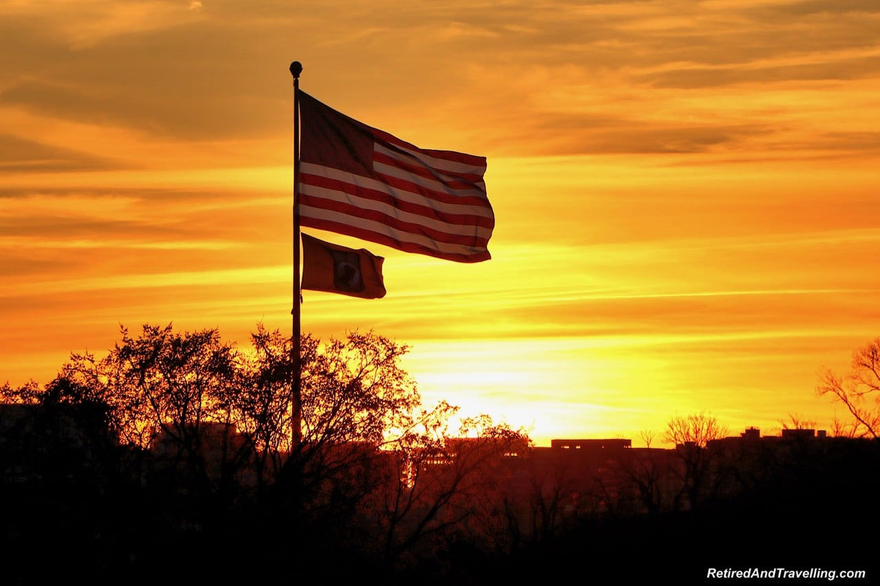 US Flag - Stay Up For Sunset - Things To Do In Washington DC.jpg