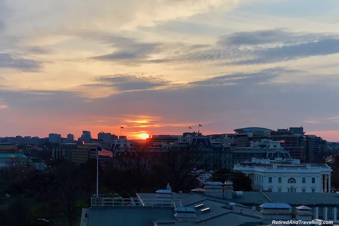 Sunset POV rooftop W Hotel - Things To Do In Washington DC.jpg