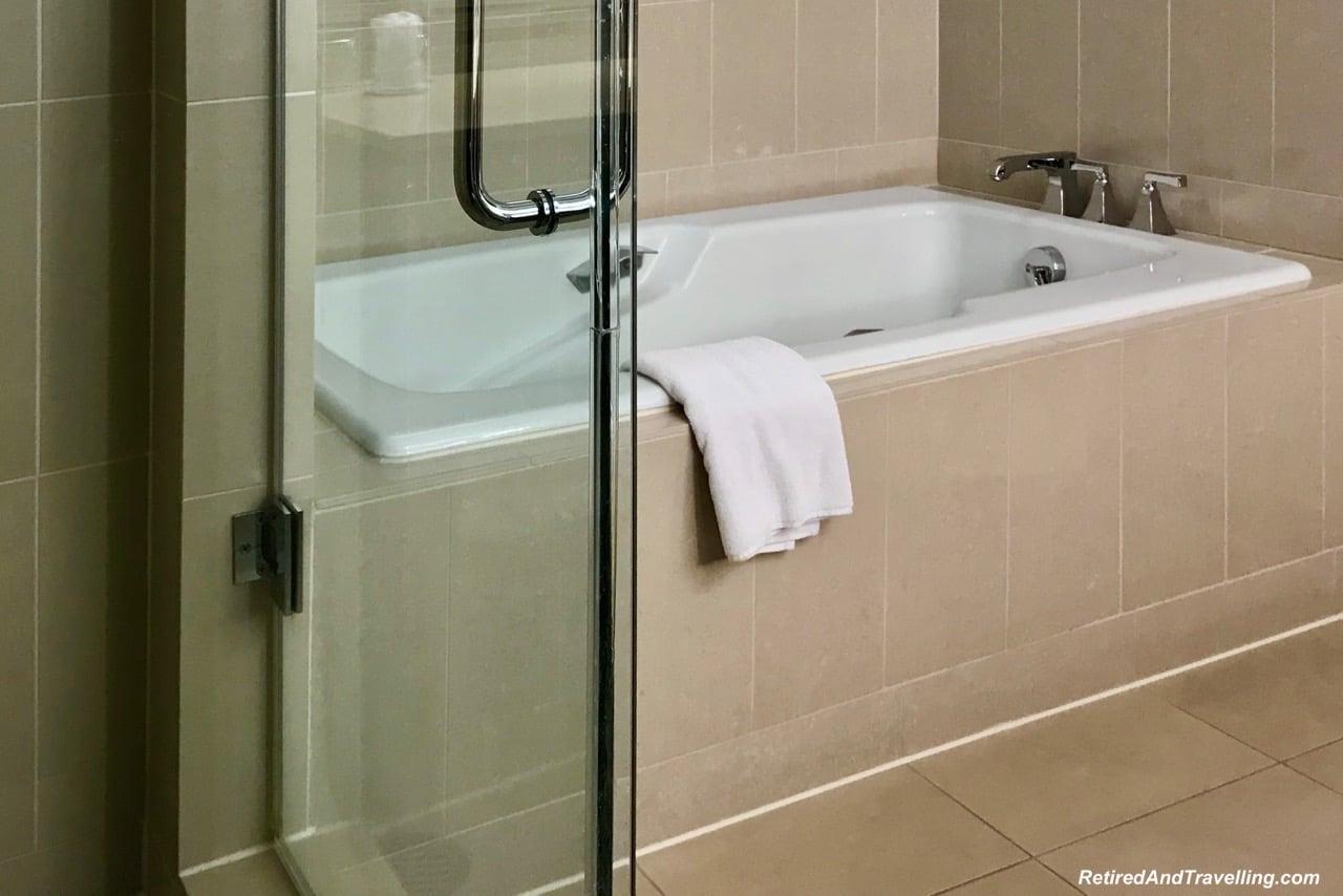 Westin Georgetown Soaking Bathtub- Things To Do In Washington DC.jpg
