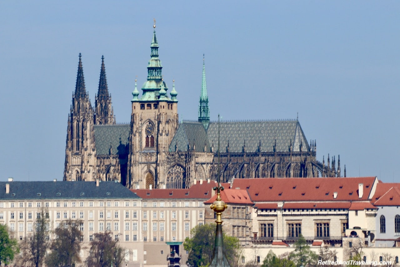 Prague Castle View from The Sheraton Prague Charles Square In Prague.jpg