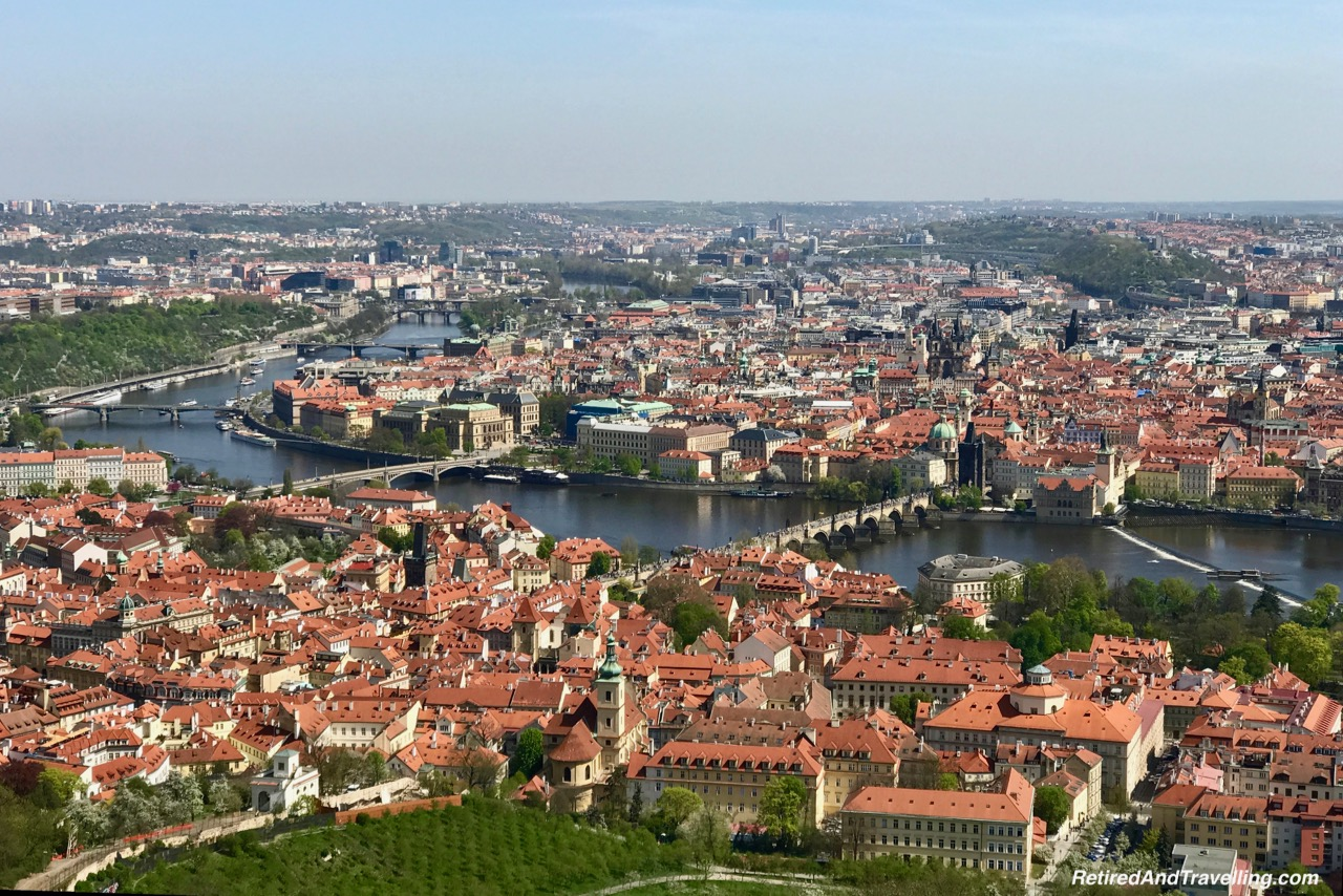 River View From The Petrin Tower In Prague.jpg