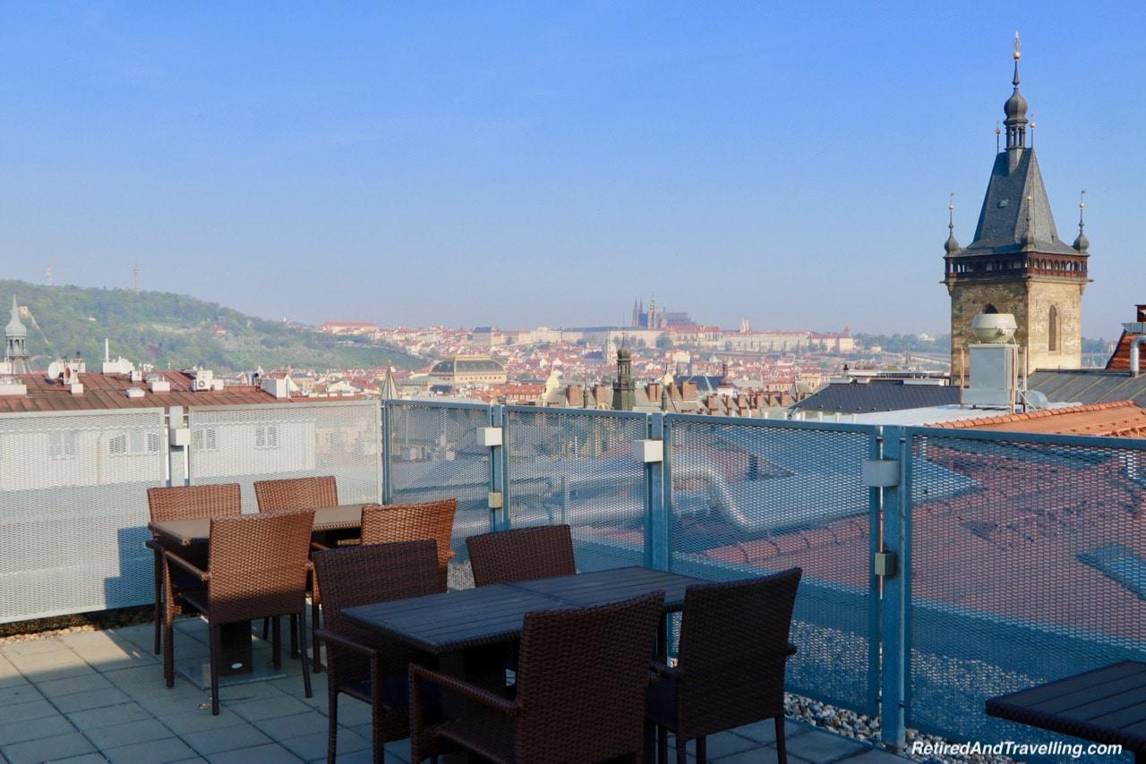 Panoramic View from The Sheraton Prague Charles Square In Prague.jpg