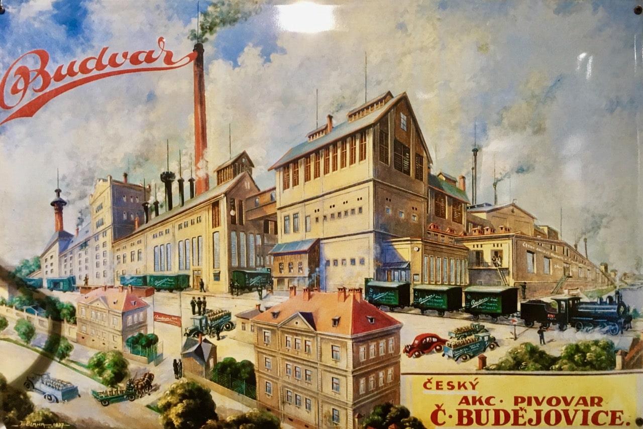 Budvar History - Original Budvar Budweiser Brewery.jpg