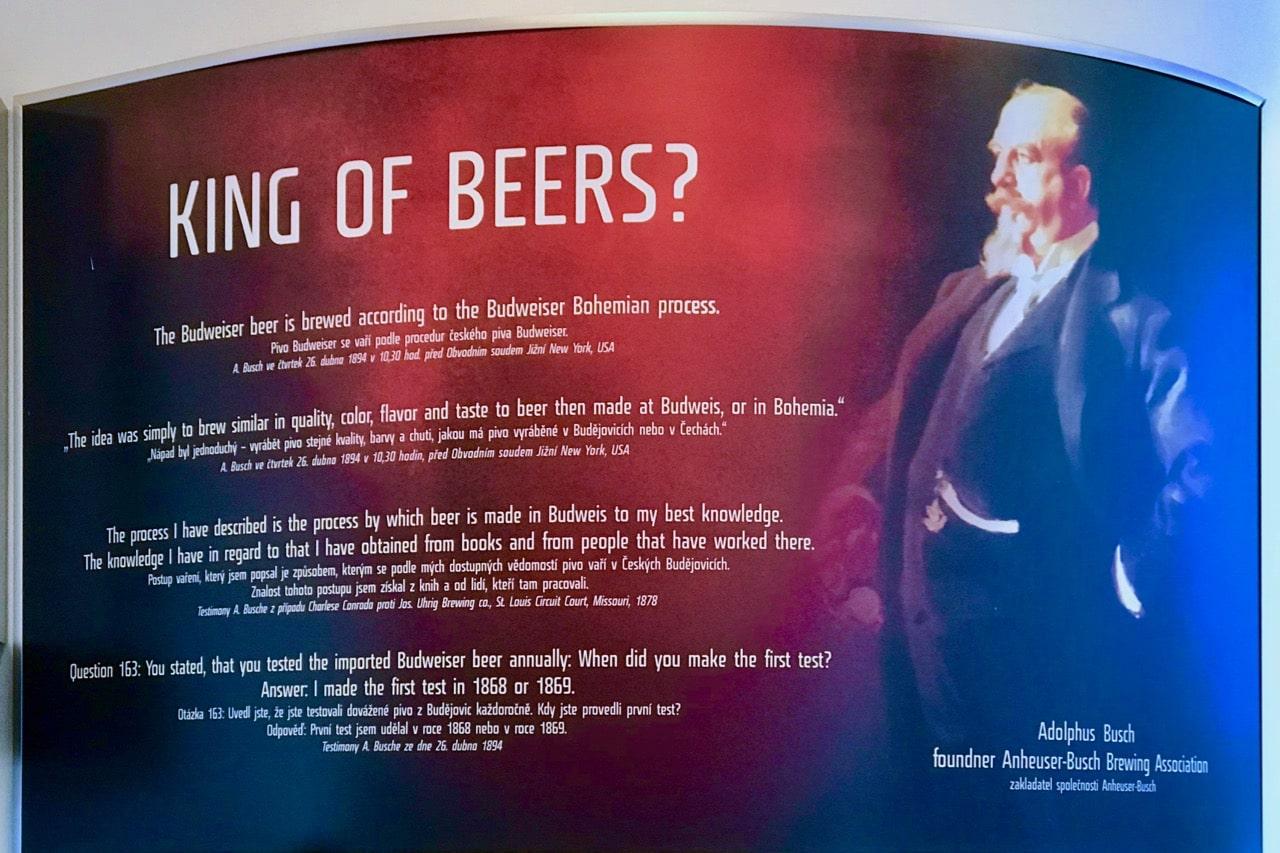 Visitor Centre - Original Budvar Budweiser Brewery.jpg