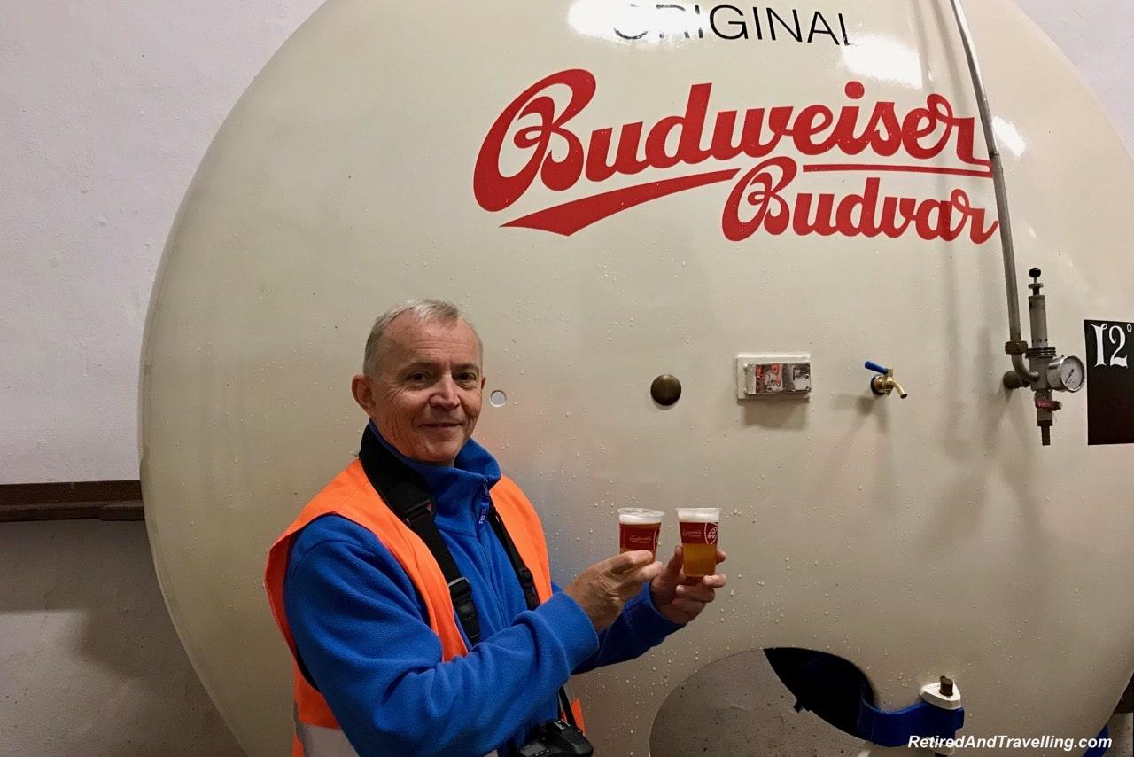 Budvar Beer Tasting - Original Budvar Budweiser Brewery.jpg