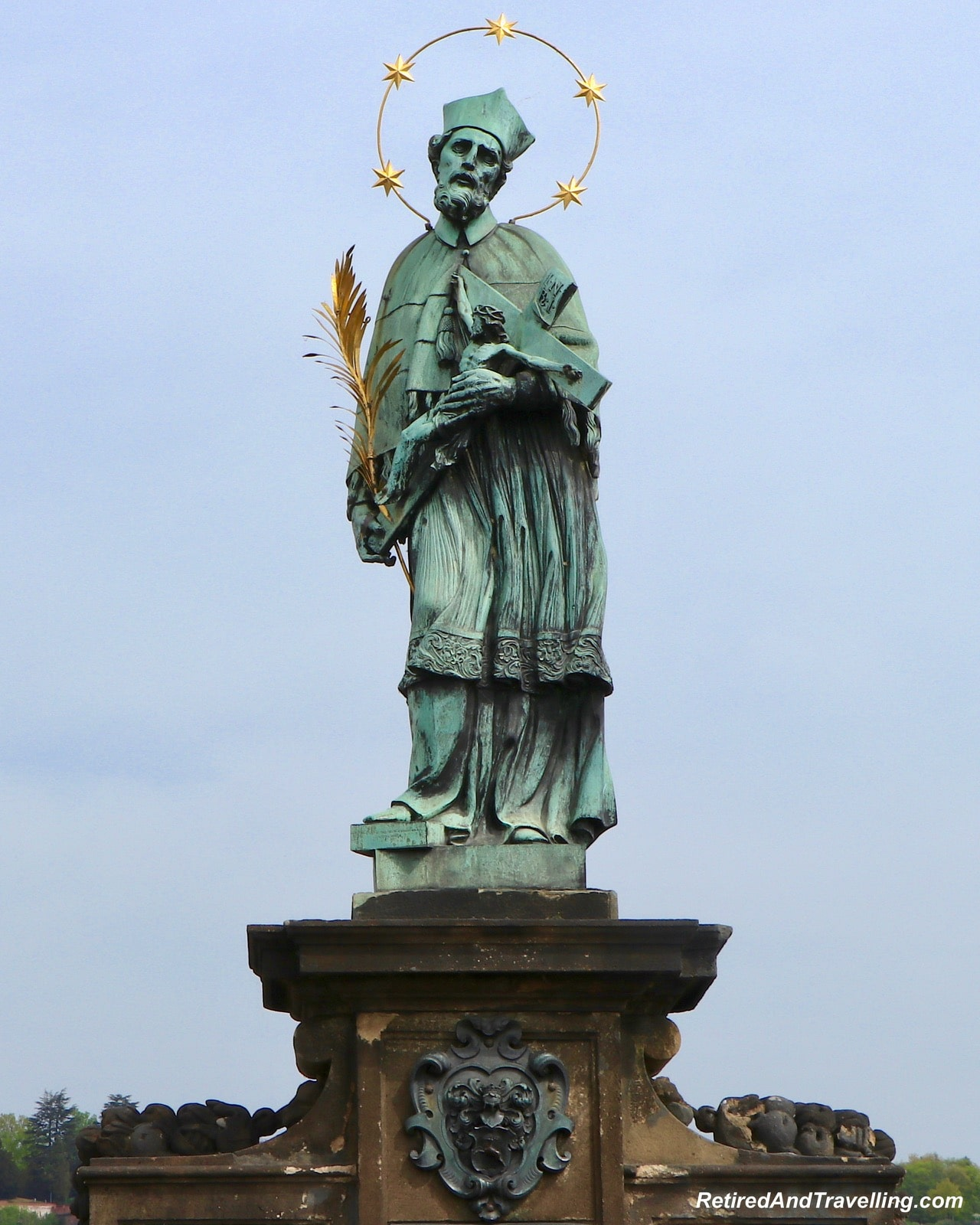 Charles Bridge Statue - Walk The Charles Bridge In Prague.jpg