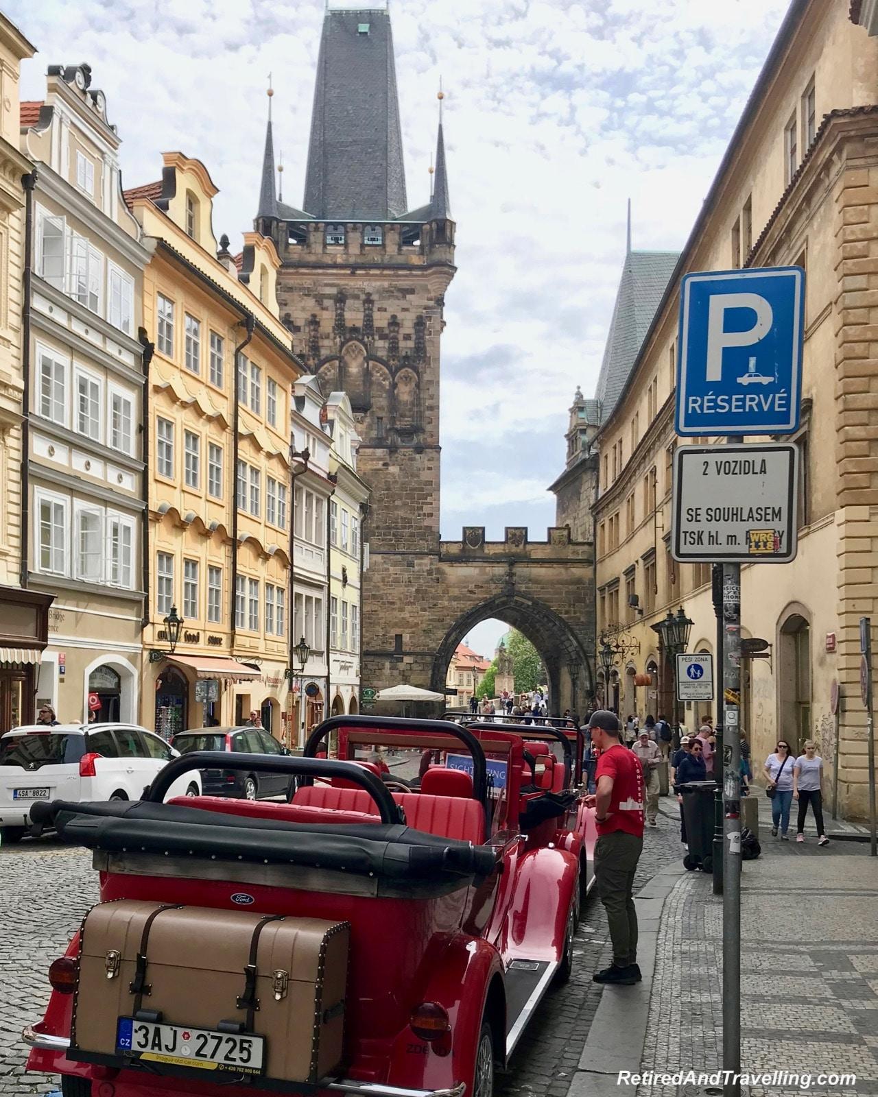 Lesser Town Tower - Walk The Charles Bridge In Prague.jpg
