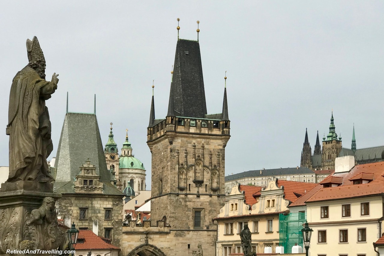 Bridge Views Castle and St Vitrus - Walk The Charles Bridge In Prague.jpg