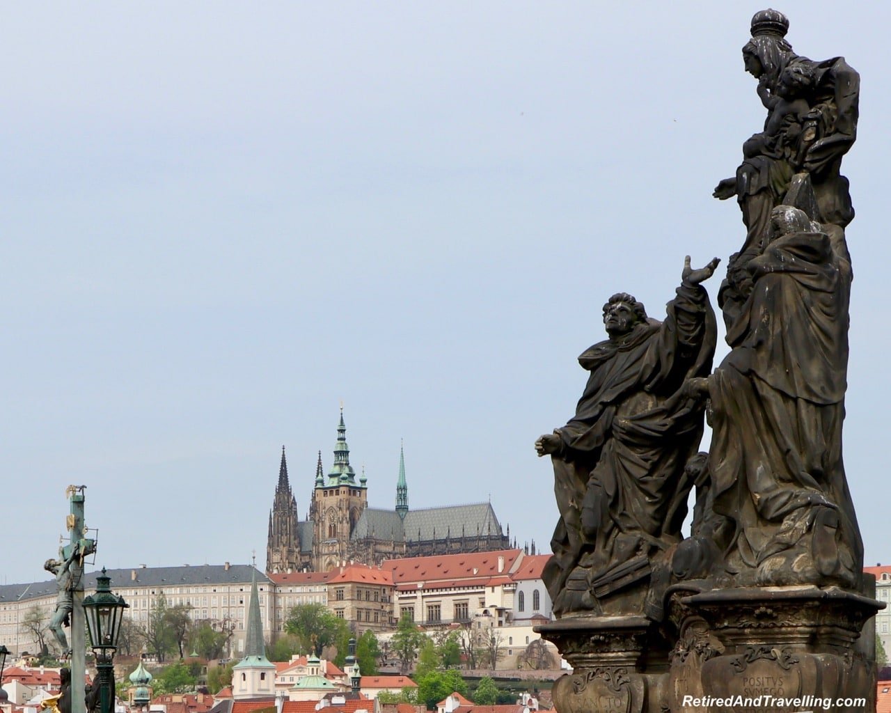 Charles Bridge Views - Buildings And Architecture Of Prague.jpg
