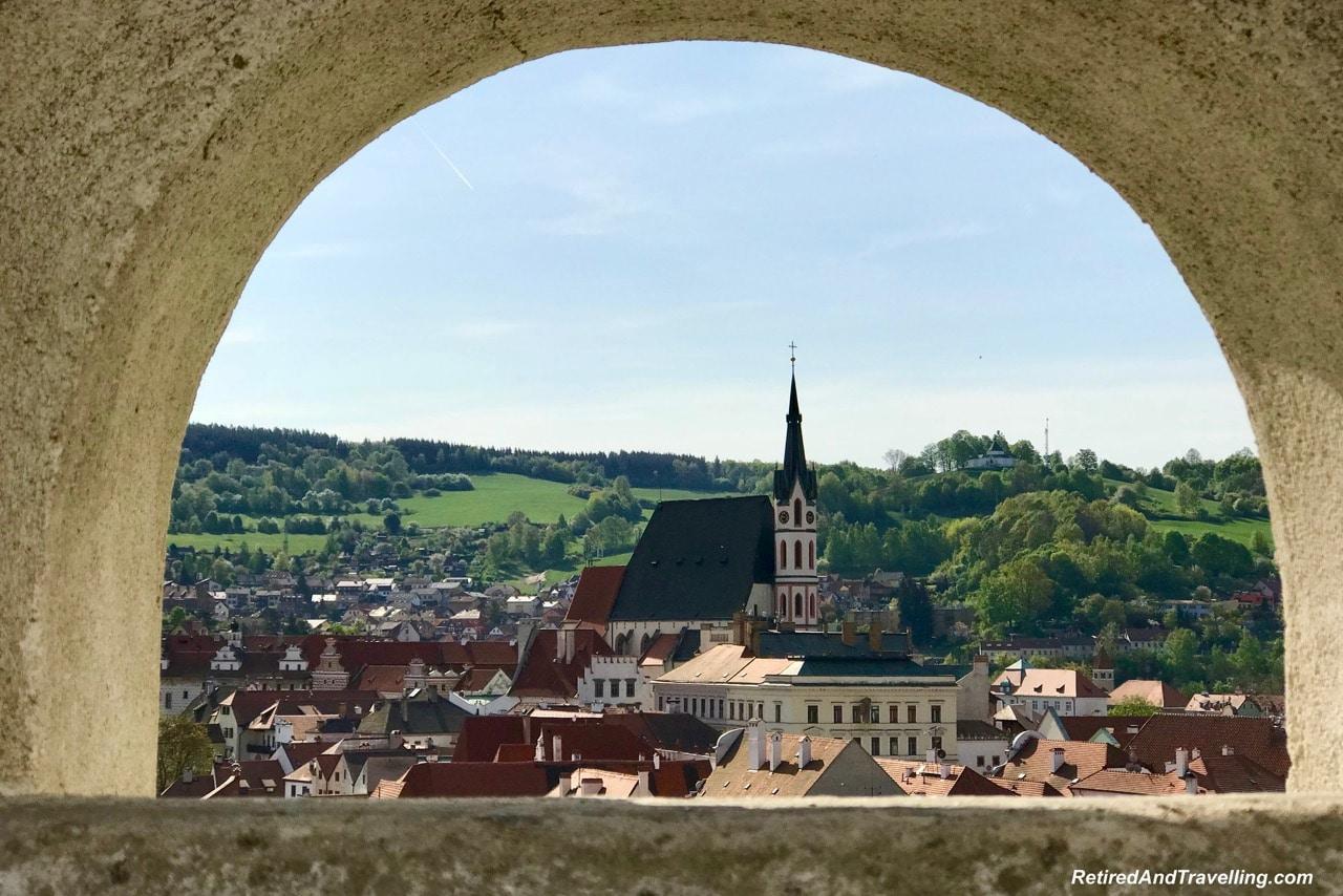 Cesky Krumlov Castle Views - Medieval Town Of Cesky Krumlov.jpg