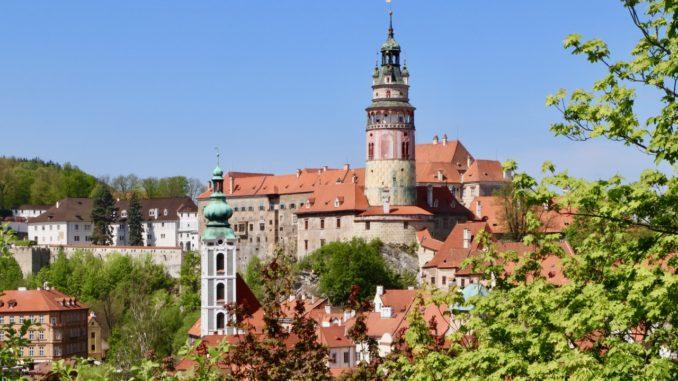 Medieval Town Of Cesky Krumlov.jpg