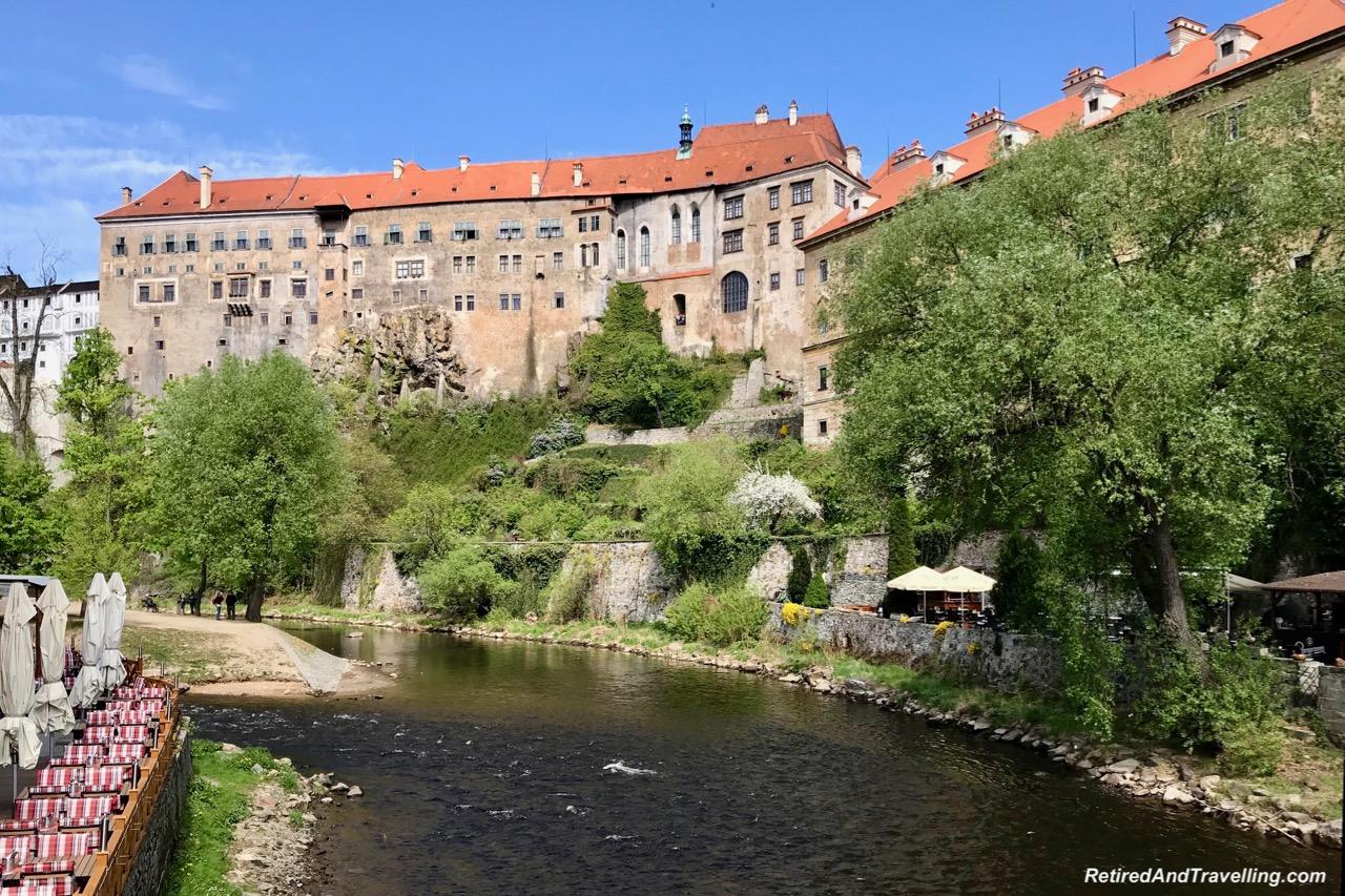 Castle Walls - Medieval Town Of Cesky Krumlov.jpg