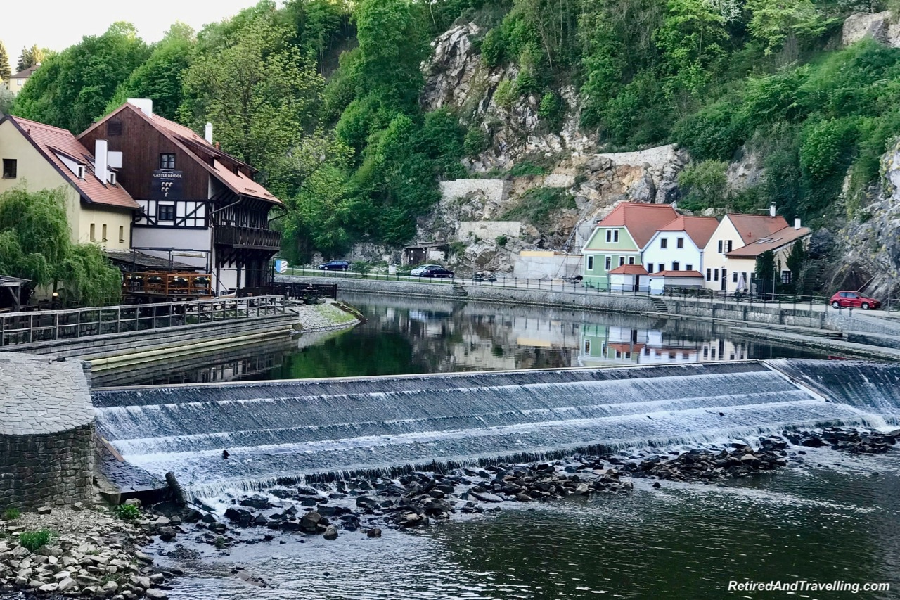 Vltava River - Medieval Town Of Cesky Krumlov.jpg