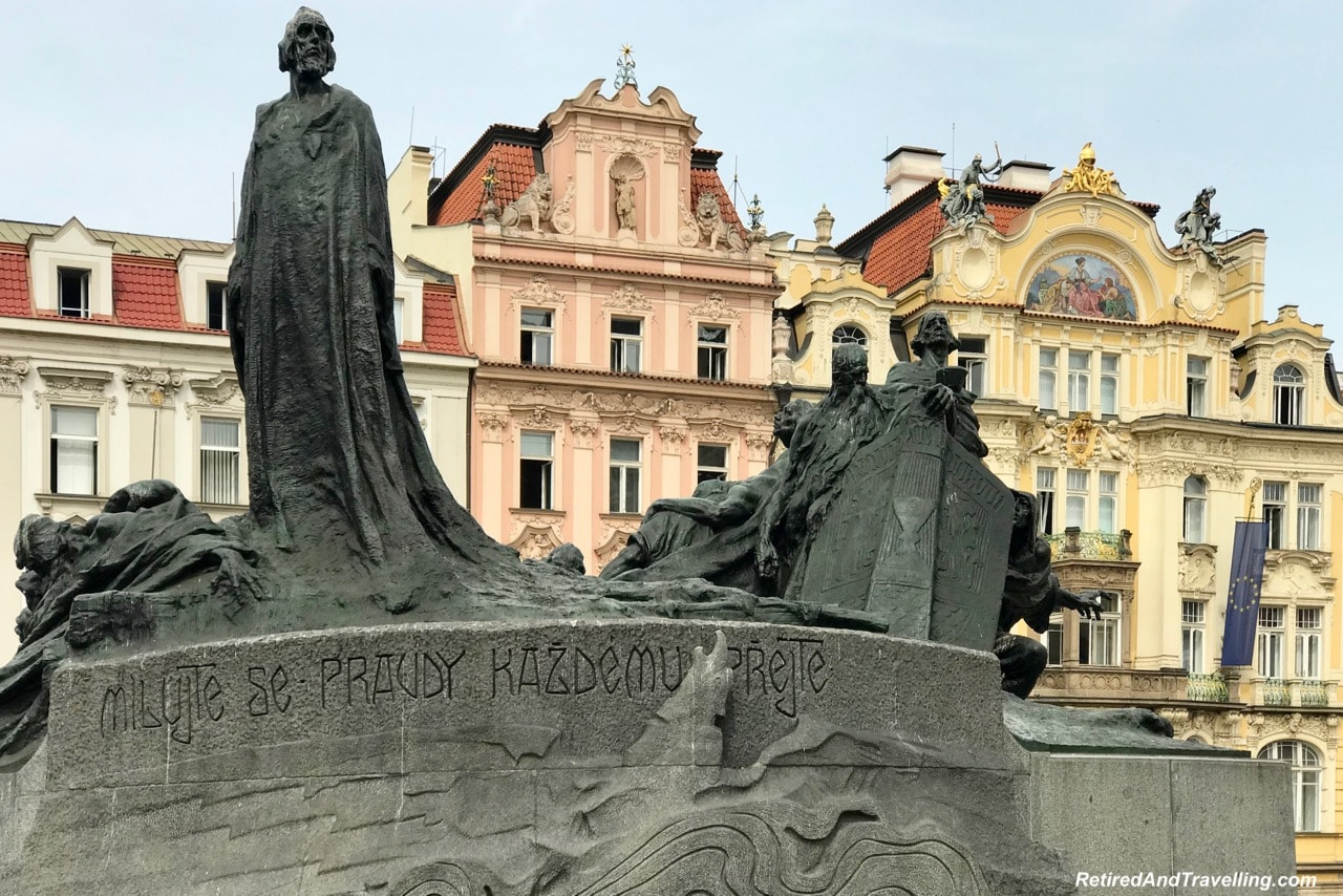 Jan Hus Memorial Old Town Square - Things To Do In Prague.jpg