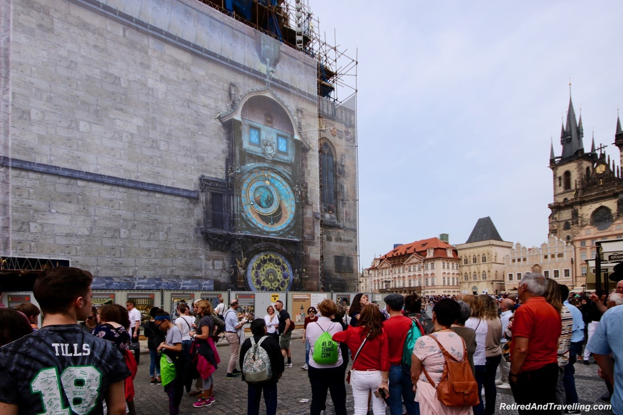 Astronomical Clock Old Town Square - Things To Do In Prague.jpg
