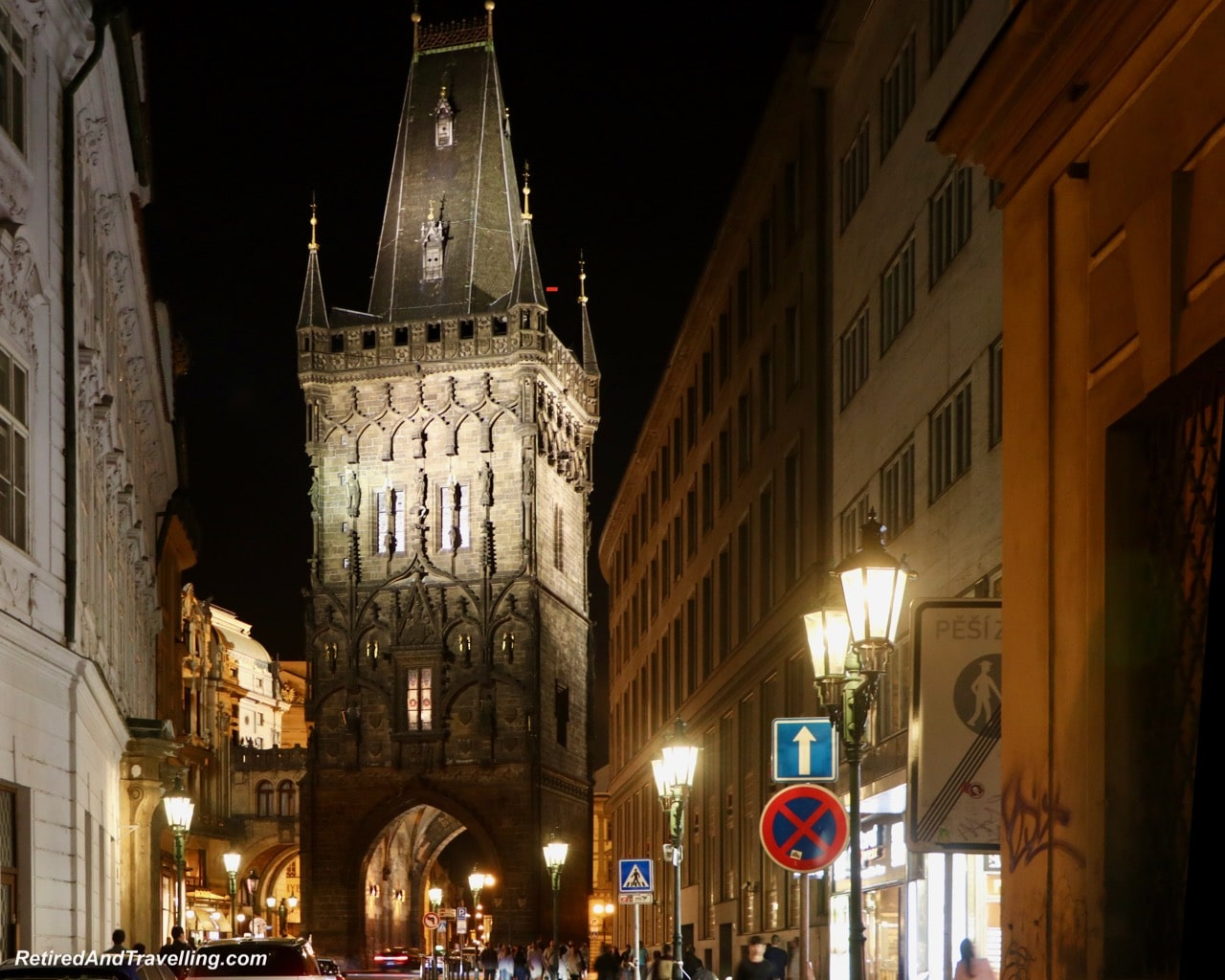 Powder Tower - Buildings And Architecture Of Prague.jpg