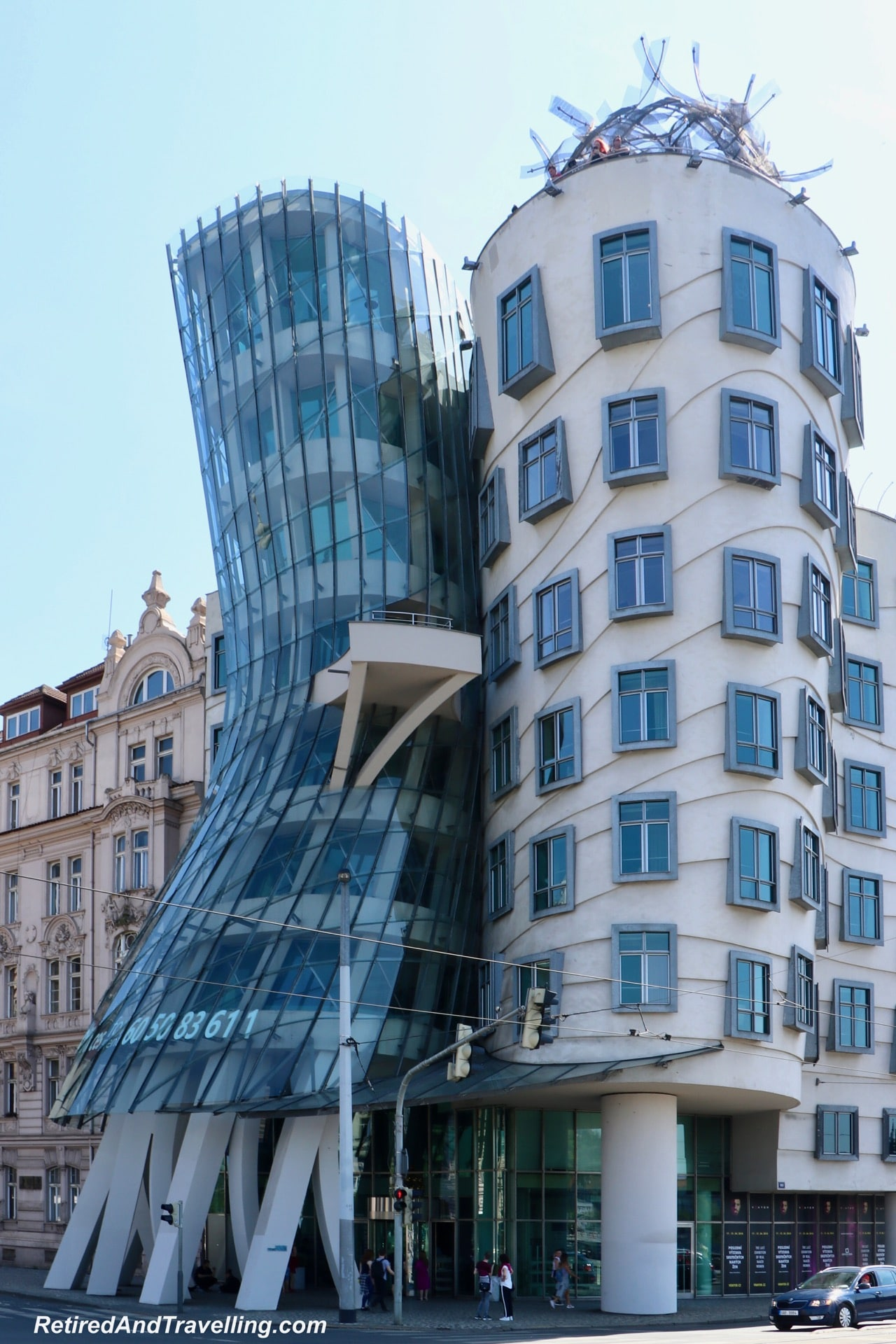Dancing House Riverfront Walk Views - Cruise the Vltava River in Prague.jpg