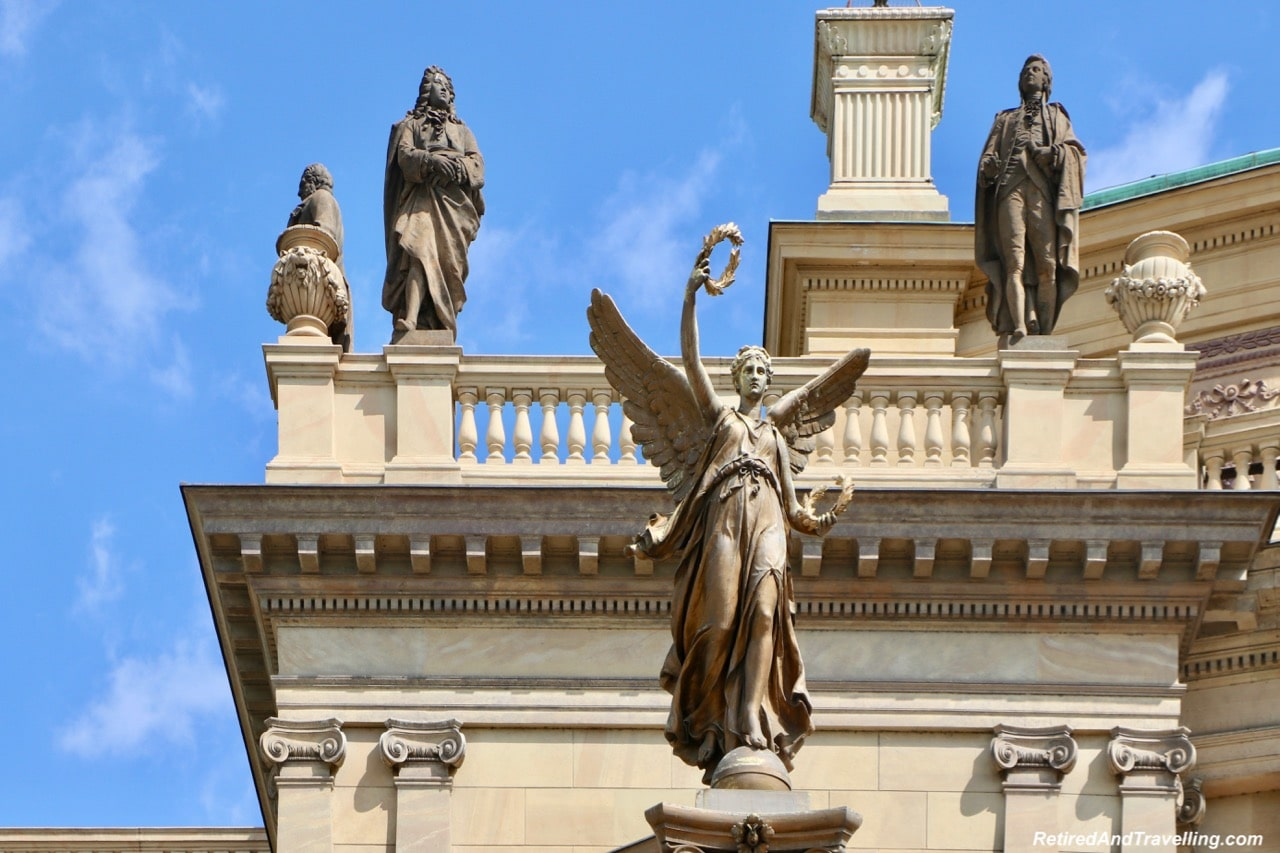 Rudolfinum Concert Hall Statues - Buildings And Architecture Of Prague.jpg
