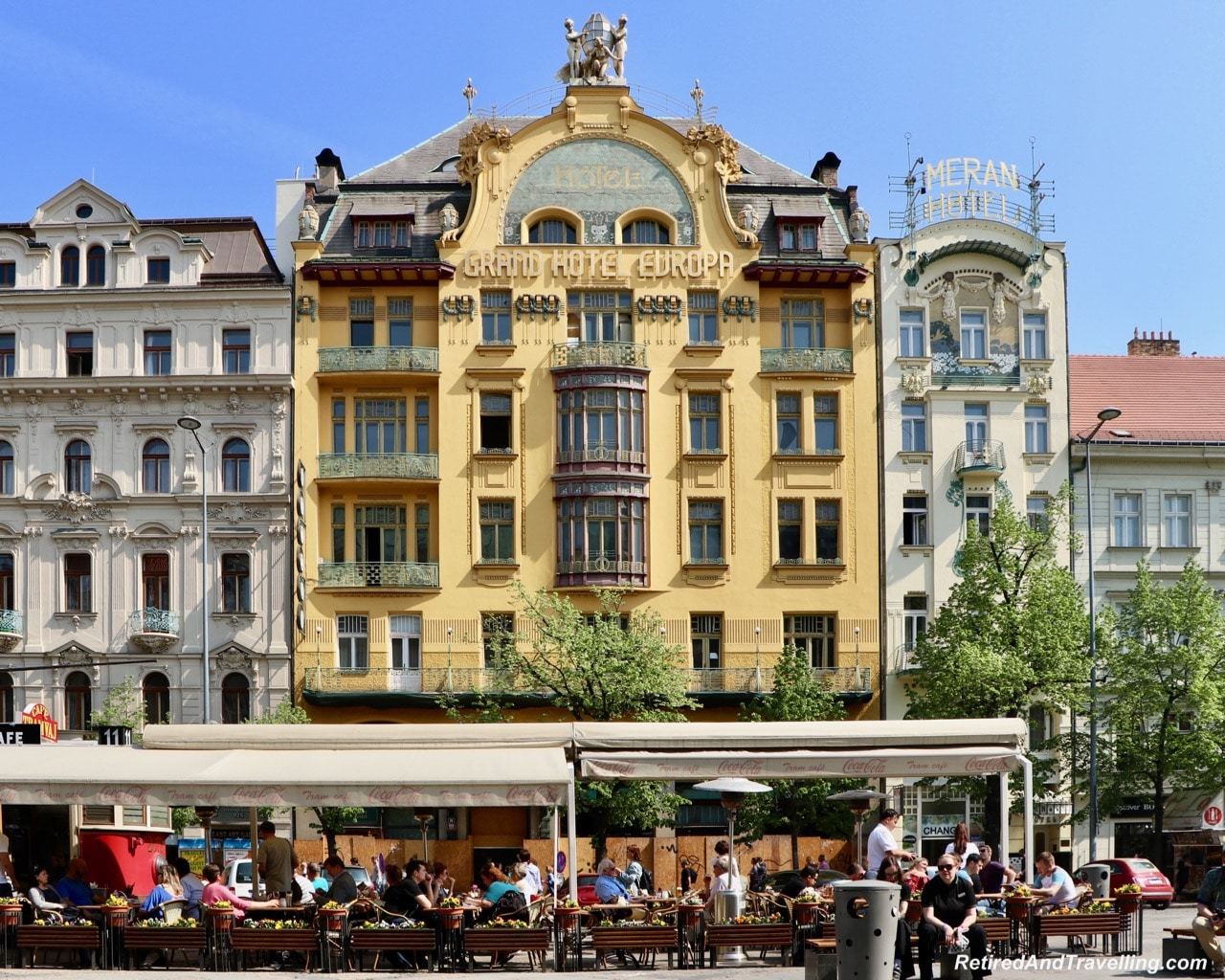 Europa Hotel Building Facades - Buildings And Architecture Of Prague.jpg