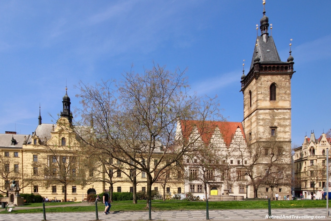 New Town Hall - Buildings And Architecture Of Prague.jpg
