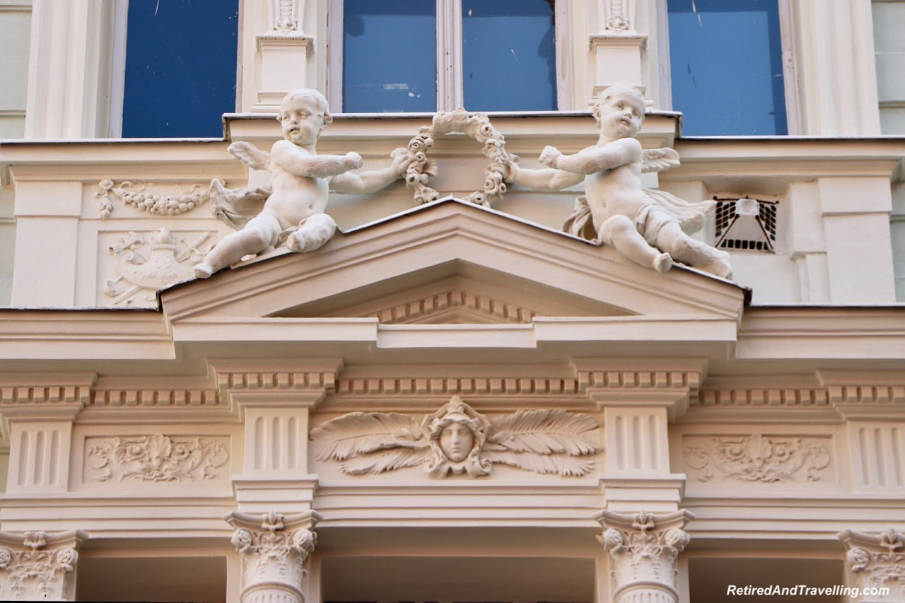 Building Art Detail - Buildings And Architecture Of Prague.jpg