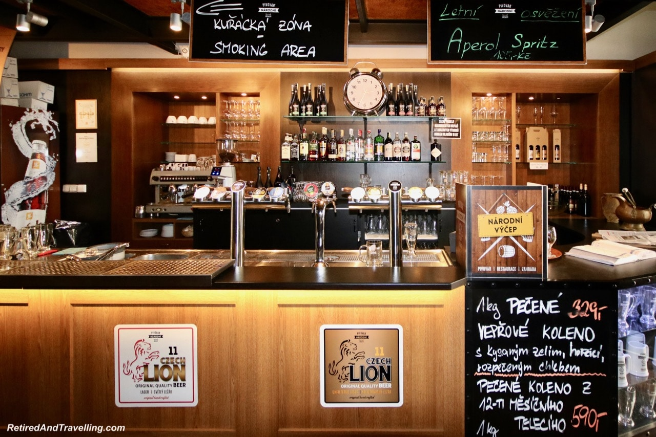 Prague Pivovar Narodni Beer Bar - Eat And Drink In Prague.jpg