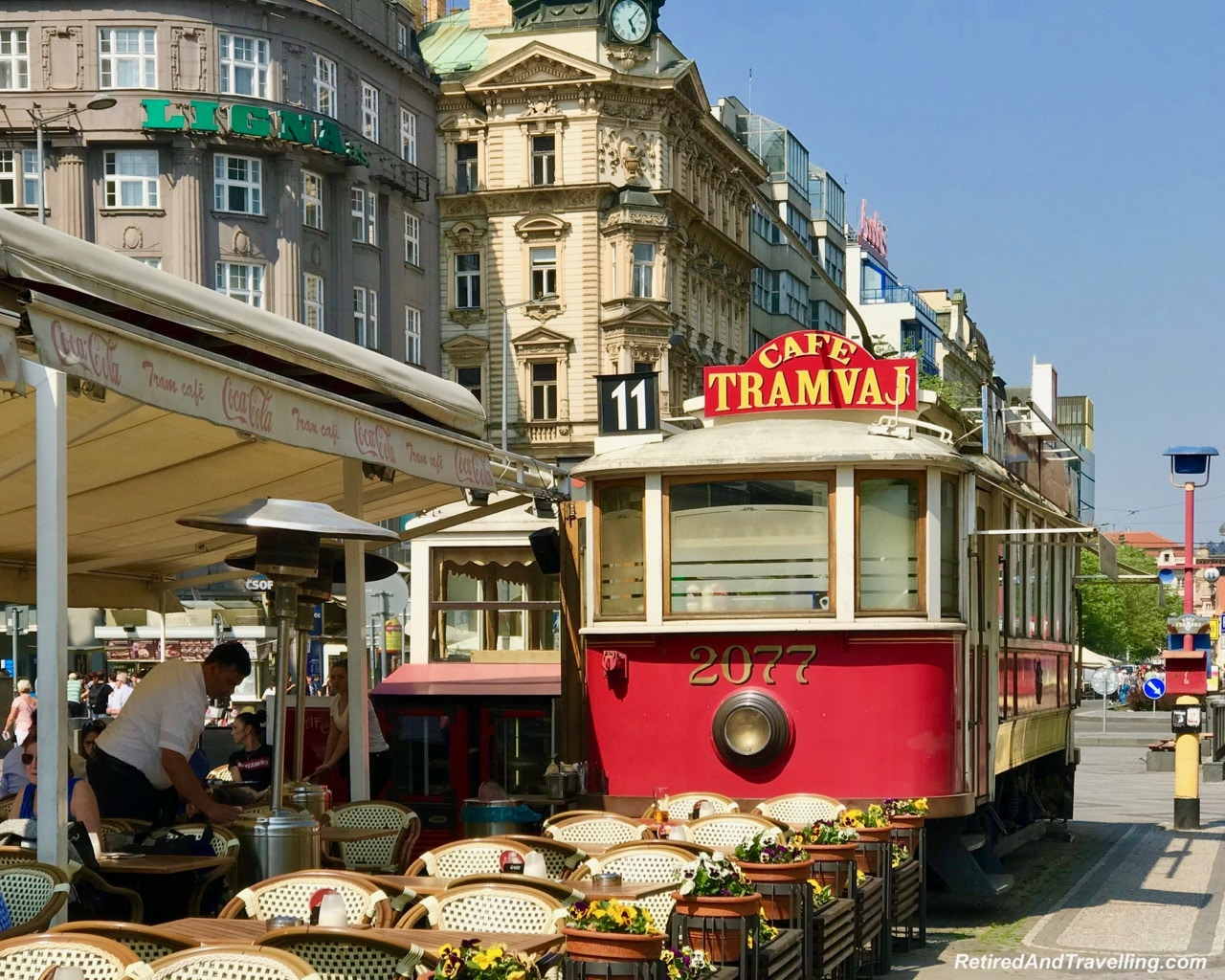 Prague Cafe Tram - Eat And Drink In Prague.jpg