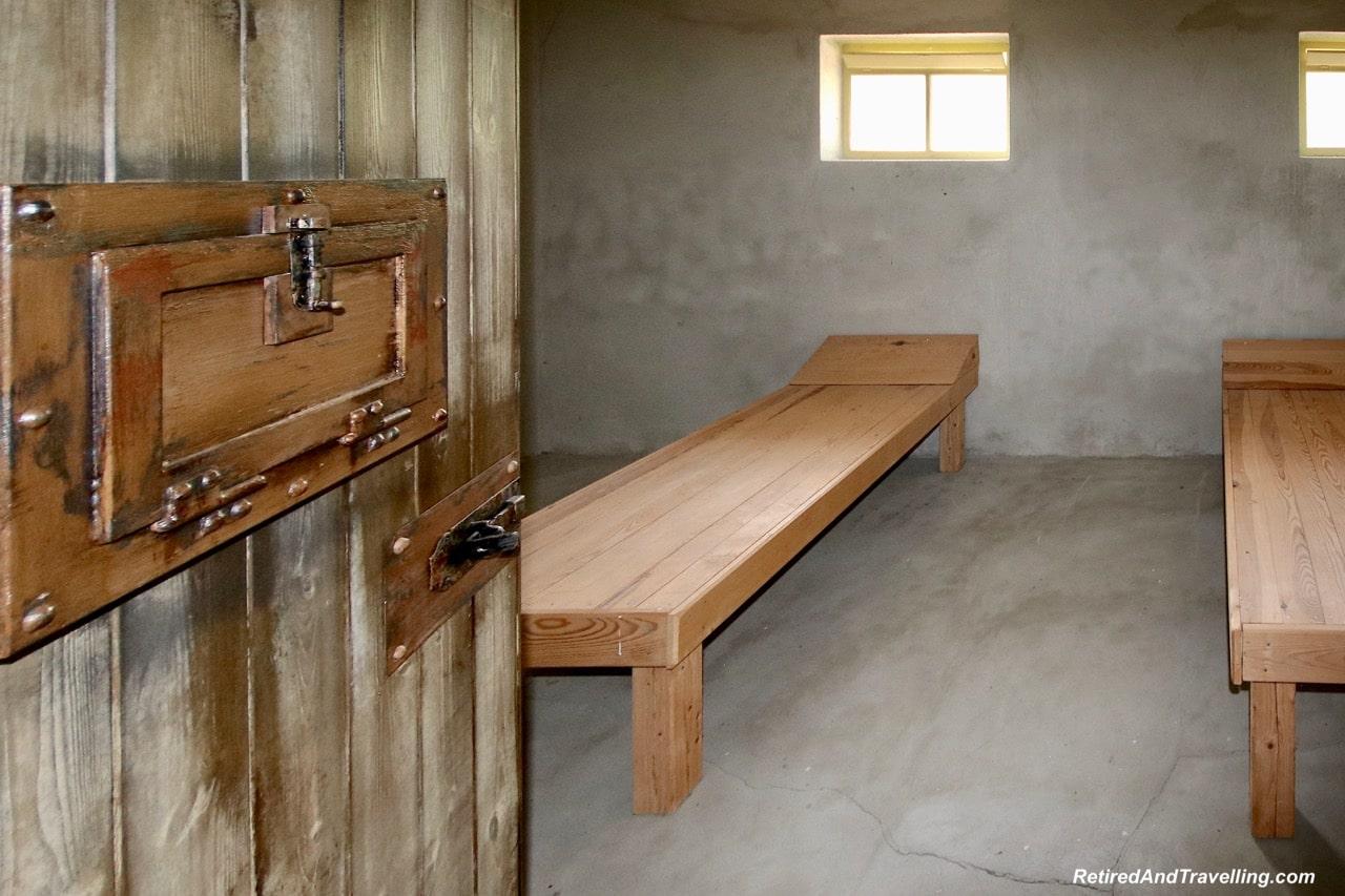 Prison Room - Pribram Uranium Mine Vojna Memorial.jpg