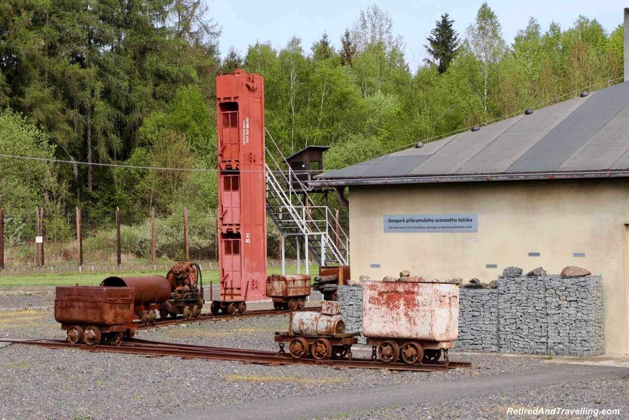Mine - Pribram Uranium Mine Vojna Memorial.jpg