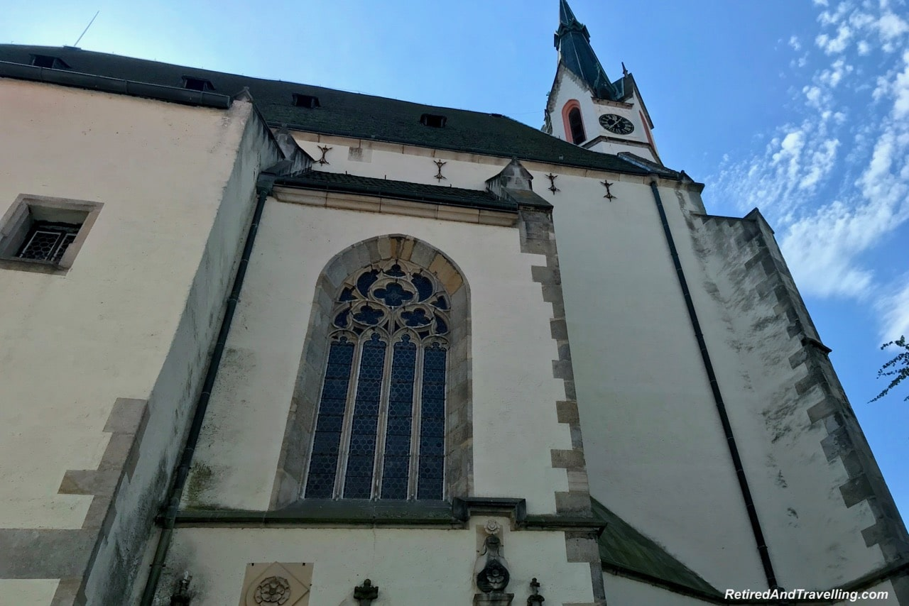 St Vitrus Cathedral Cesky Krumlov - Churches And Castles In The Czech Republic.jpg