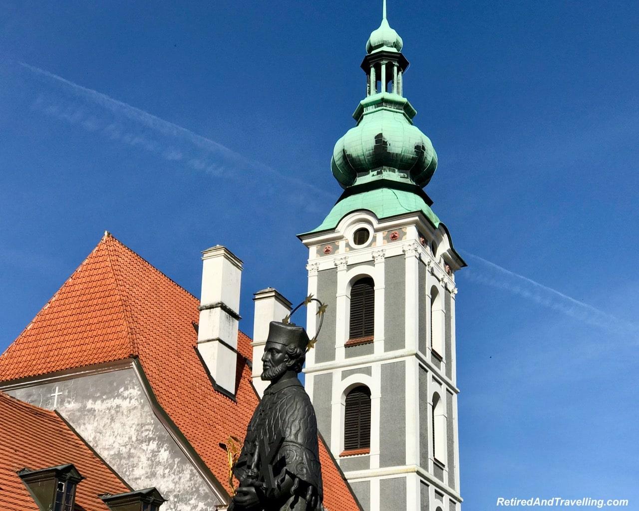 St Jost Church Cesky Krumlov - Churches And Castles In The Czech Republic.jpg