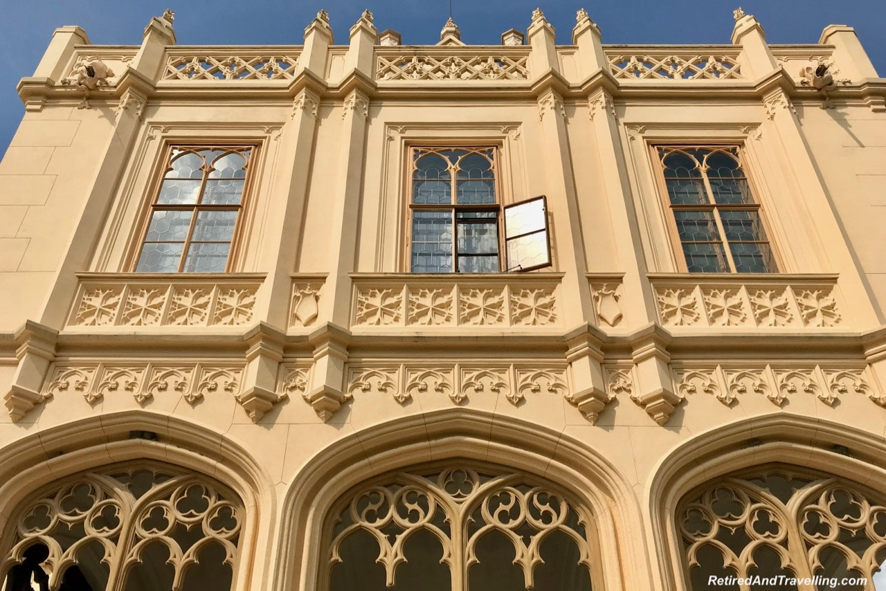 Lednice Castle - Churches And Castles In The Czech Republic.jpg