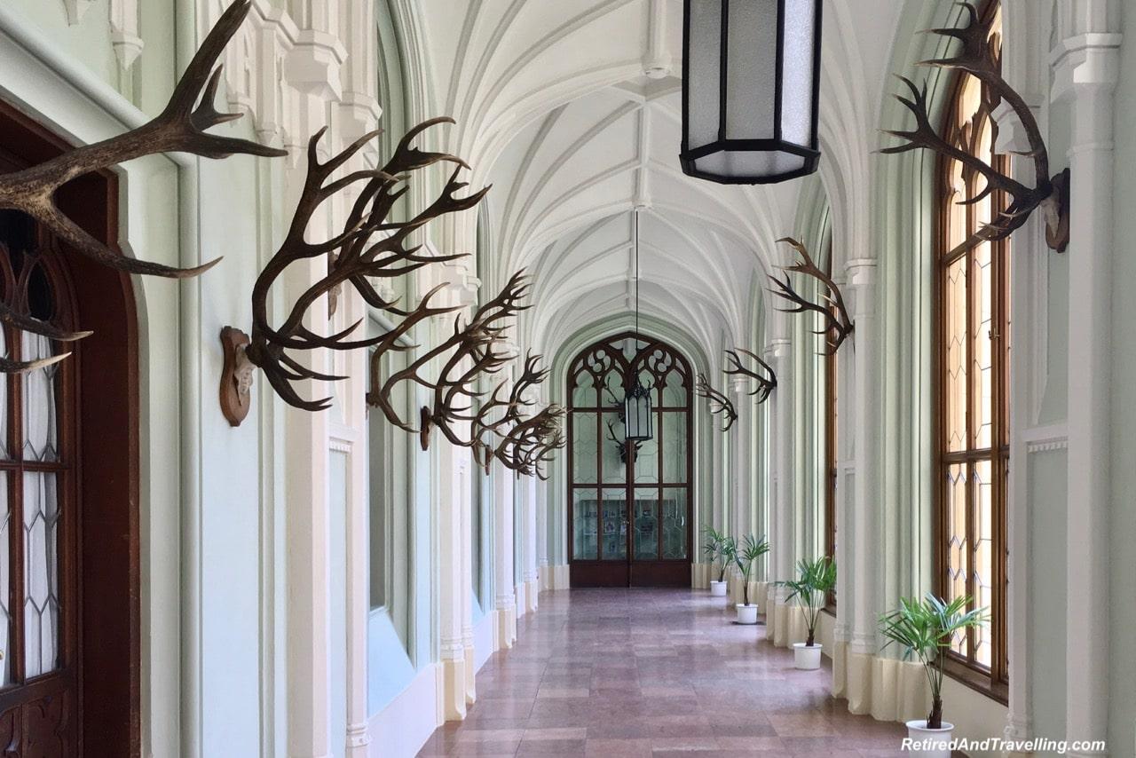 Lednice Castle Inside - Churches And Castles In The Czech Republic.jpg