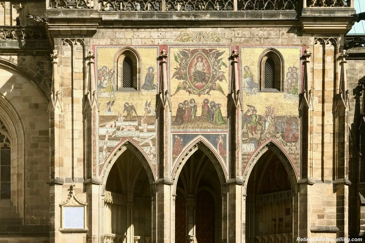 St Vitrus Cathedral Prague - Churches And Castles In The Czech Republic.jpg