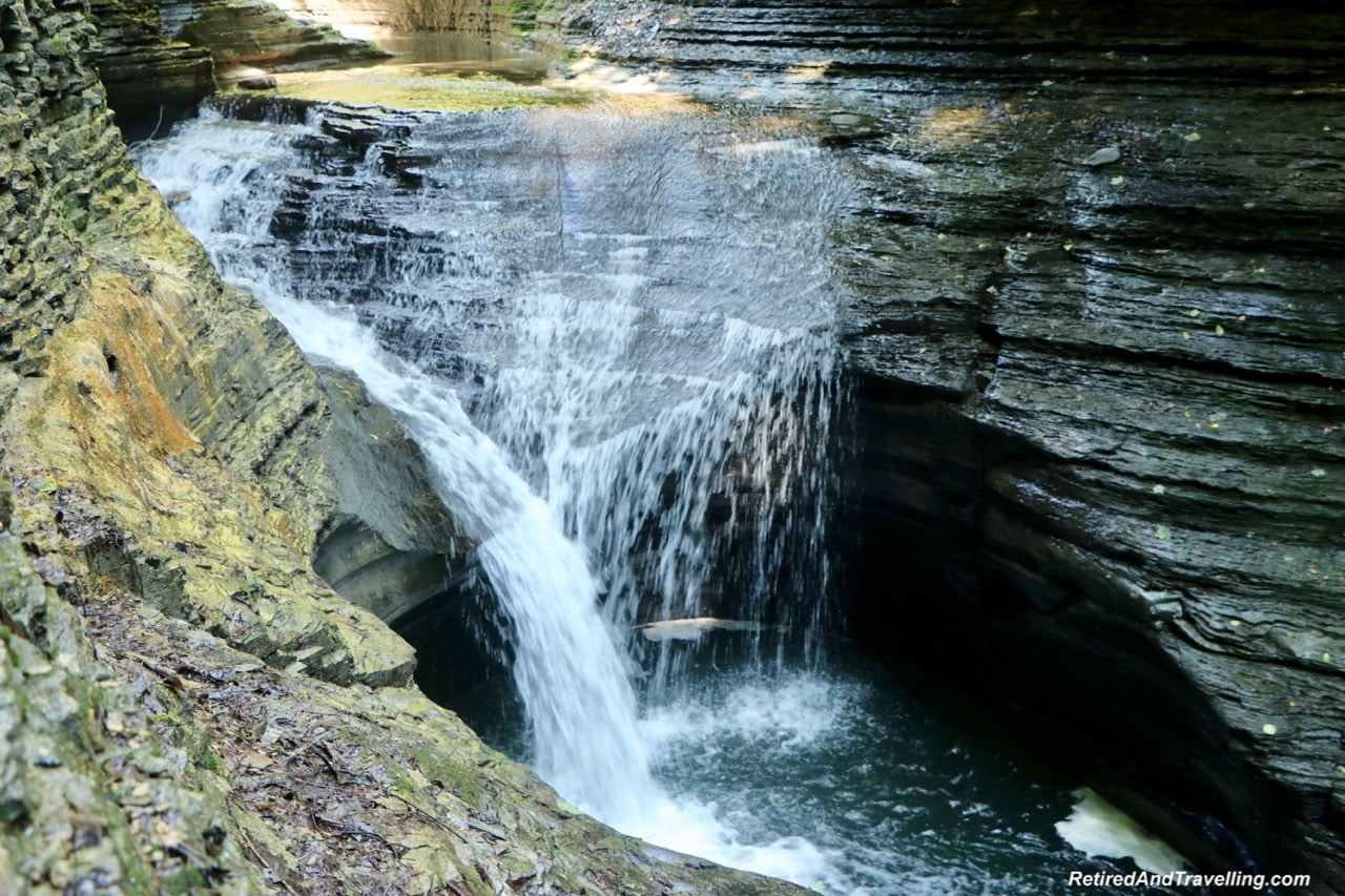 Watkins Waterfall - Watkins Glen Gorge Waterfalls.jpg